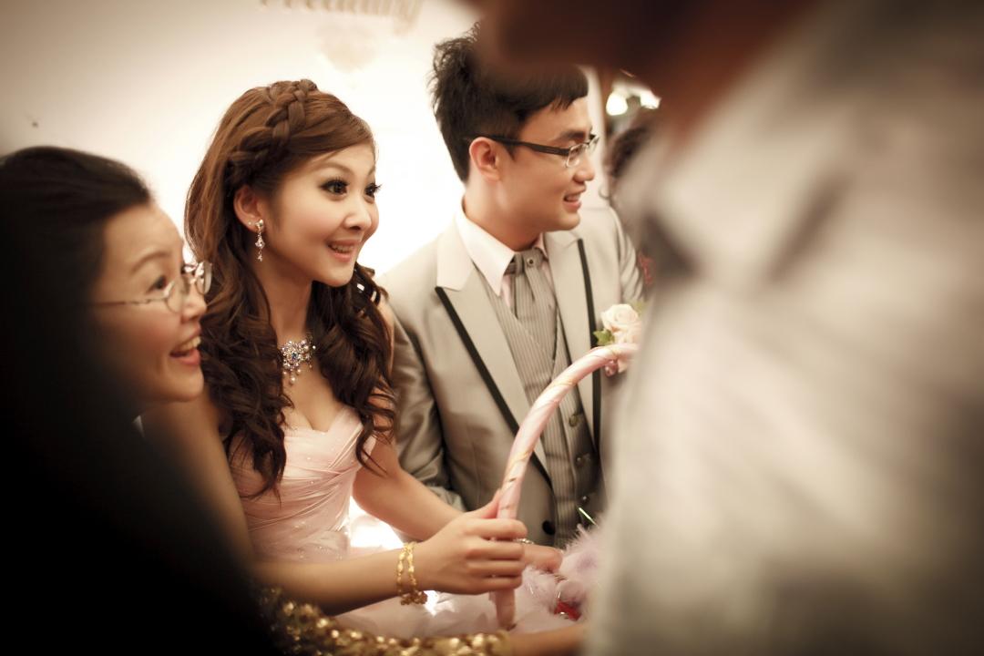 主題婚禮,炯熙,鈺倫