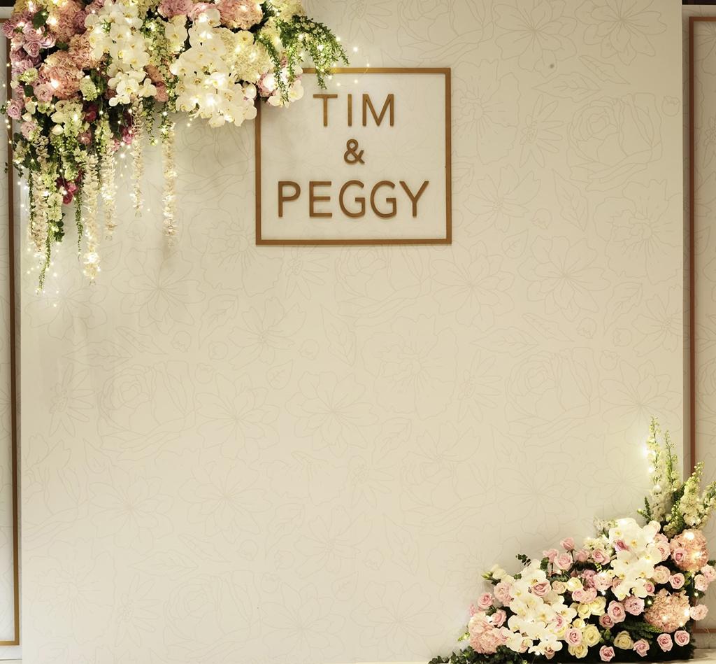 萬豪酒店,當代時尚婚禮顧問,婚禮佈置