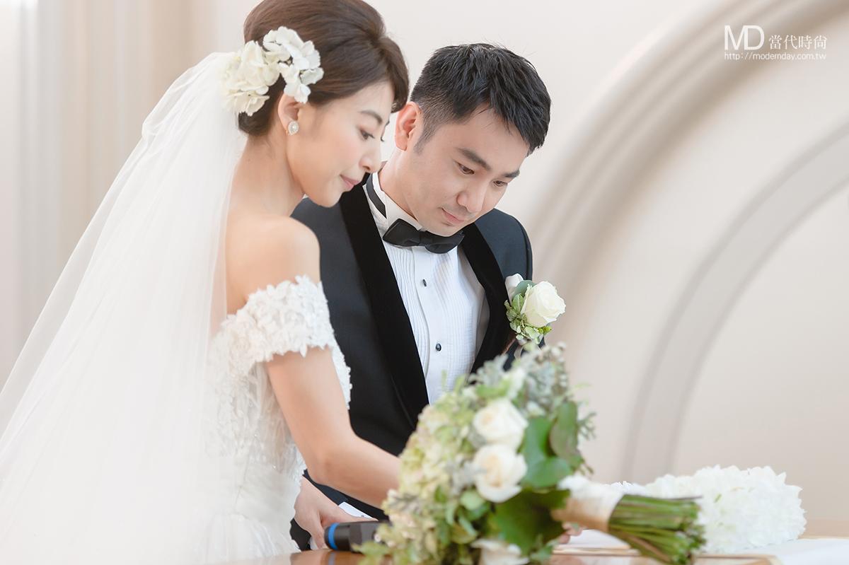 翡麗詩莊園,當代時尚婚禮顧問,婚禮佈置