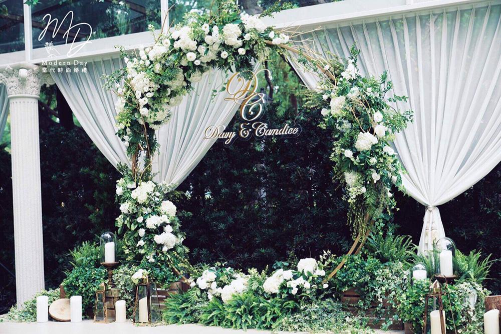 翡麗詩莊園,當代時尚婚禮顧問,