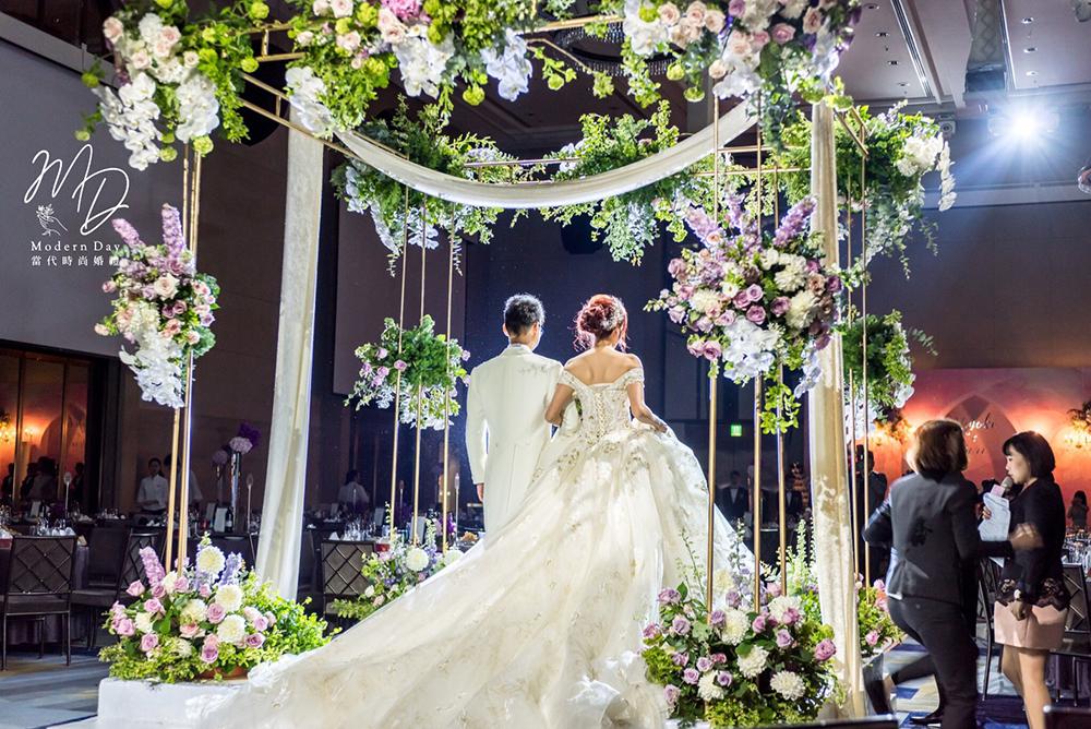 台北萬豪酒店,當代時尚婚禮顧問