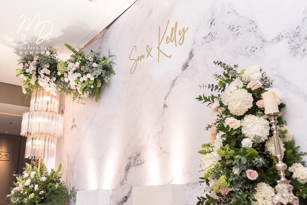 當代時尚婚禮顧問,婚禮佈置,