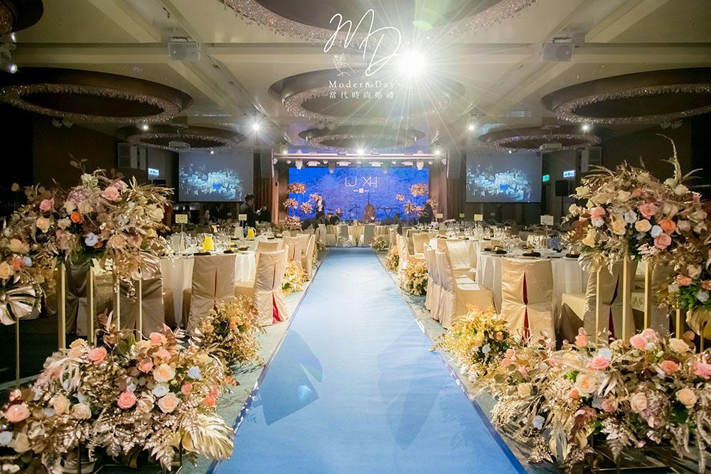 台北國賓大飯店,當代時尚婚禮顧問,婚禮佈置,